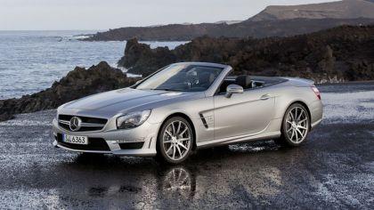 2012 Mercedes-Benz SL ( R231 ) 63 AMG 9