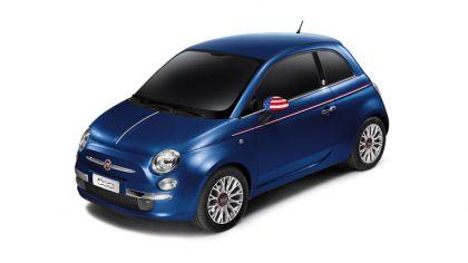 2012 Fiat 500 America 5