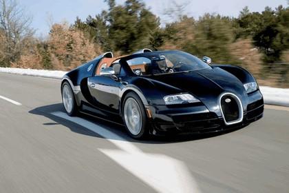 2012 Bugatti Veyron Grand Sport Vitesse 1