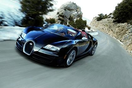 2012 Bugatti Veyron Grand Sport Vitesse 4