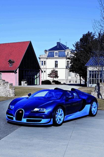 2012 Bugatti Veyron Grand Sport Vitesse 7