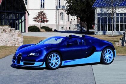 2012 Bugatti Veyron Grand Sport Vitesse 8
