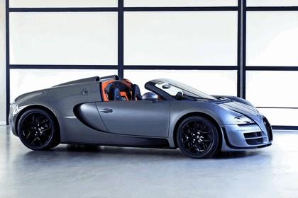 2012 Bugatti Veyron Grand Sport Vitesse 12