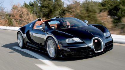 2012 Bugatti Veyron Grand Sport Vitesse 5
