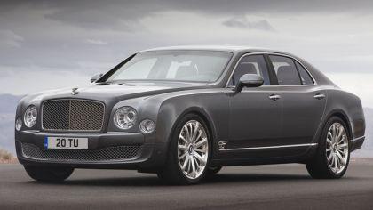 2012 Bentley Mulsanne Mulliner 7
