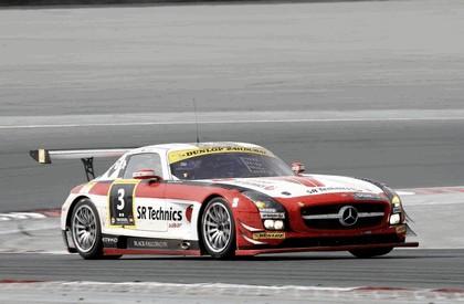 2012 Mercedes-Benz SLS AMG GT3 - Dubai 24 hour 1