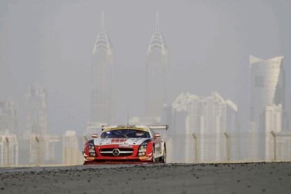2012 Mercedes-Benz SLS AMG GT3 - Dubai 24 hour 2