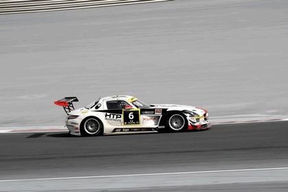 2012 Mercedes-Benz SLS AMG GT3 - Dubai 24 hour 4