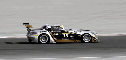 2012 Mercedes-Benz SLS AMG GT3 - Dubai 24 hour 5