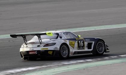 2012 Mercedes-Benz SLS AMG GT3 - Dubai 24 hour 6