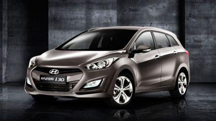 2012 Hyundai i30 wagon 9