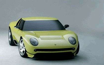 2006 Lamborghini Miura concept 1