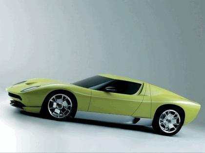 2006 Lamborghini Miura concept 2
