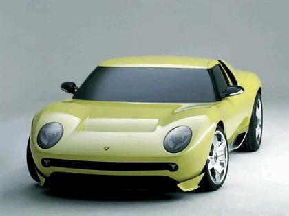 2006 Lamborghini Miura concept 5