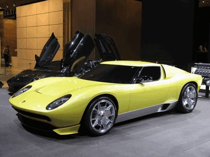 2006 Lamborghini Miura concept 9
