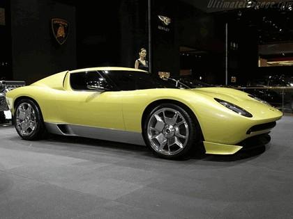 2006 Lamborghini Miura concept 10