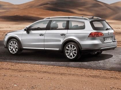 2012 Volkswagen Passat Alltrack 6
