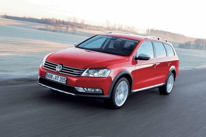 2012 Volkswagen Passat Alltrack 7