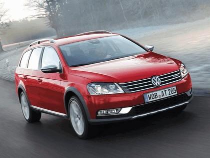 2012 Volkswagen Passat Alltrack 8