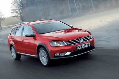 2012 Volkswagen Passat Alltrack 9
