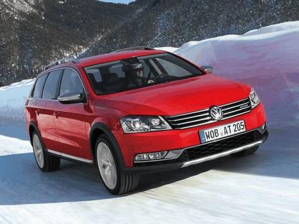 2012 Volkswagen Passat Alltrack 15