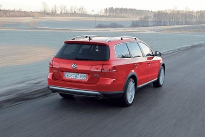 2012 Volkswagen Passat Alltrack 16