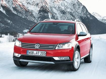 2012 Volkswagen Passat Alltrack 23