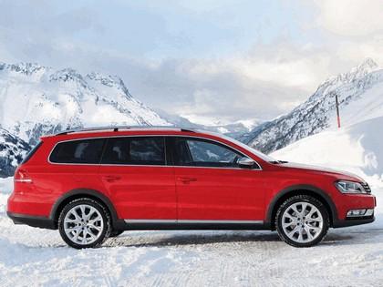 2012 Volkswagen Passat Alltrack 26