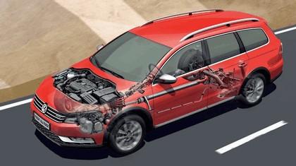 2012 Volkswagen Passat Alltrack 44