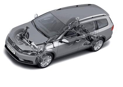2012 Volkswagen Passat Alltrack 55
