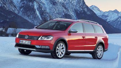 2012 Volkswagen Passat Alltrack 5