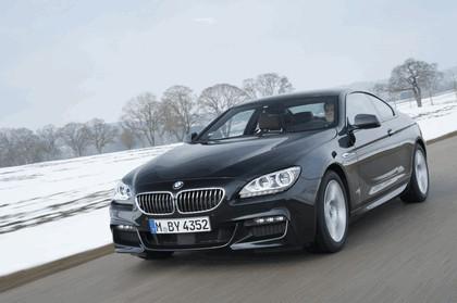 2012 BMW 640d xDrive 12