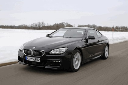 2012 BMW 640d xDrive 21