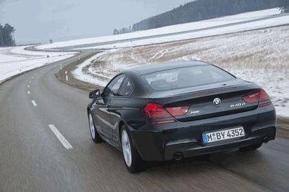 2012 BMW 640d xDrive 25