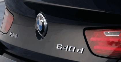 2012 BMW 640d xDrive 43