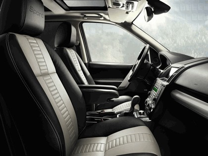 2012 Land Rover Freelander 2 Sport Limited Edition 4