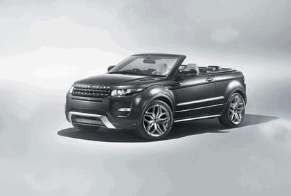 2012 Land Rover Range Rover Evoque convertible concept 1