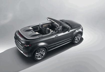 2012 Land Rover Range Rover Evoque convertible concept 2
