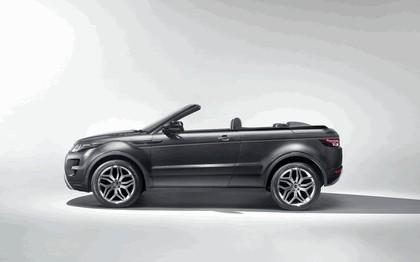 2012 Land Rover Range Rover Evoque convertible concept 3