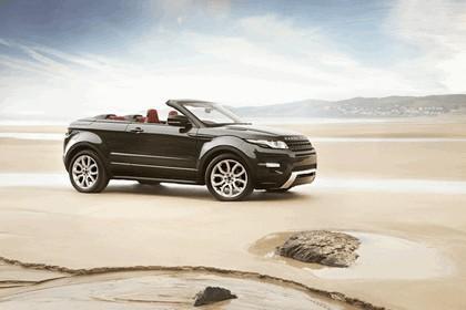 2012 Land Rover Range Rover Evoque convertible concept 7
