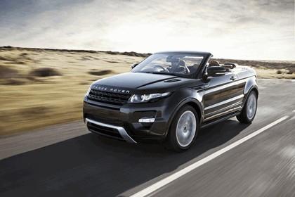 2012 Land Rover Range Rover Evoque convertible concept 11