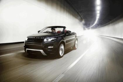 2012 Land Rover Range Rover Evoque convertible concept 12