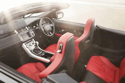 2012 Land Rover Range Rover Evoque convertible concept 13