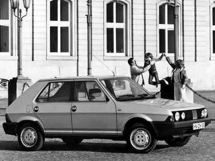 1982 Fiat Ritmo 5-door 1