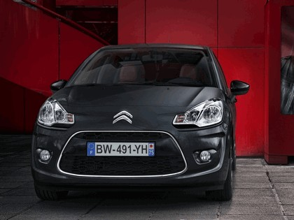 2012 Citroën C3 red block 7