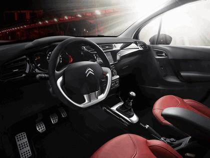2012 Citroën C3 red block 8