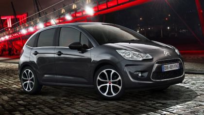 2012 Citroën C3 red block 5