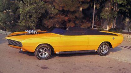 1967 Dodge Dart GT convertible Daroo I concept 9