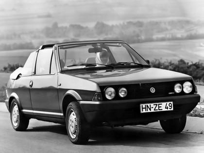 1982 Fiat Ritmo cabrio 1