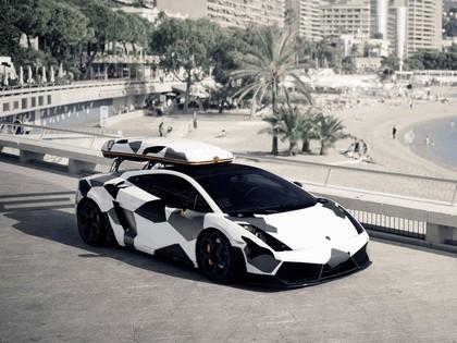 2011 Lamborghini Gallardo Neve Veloce by DMC Design 1